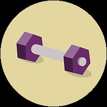 icon exercise